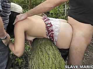 Wife pissed on by plenty of guys