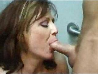 Hot Mature Blowjob
