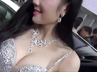 Video Chinese car show up girl iwasex.