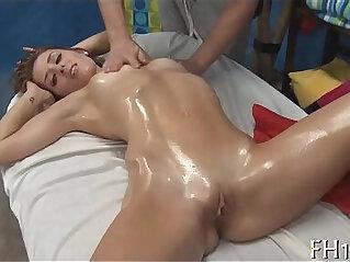 Free babe porn massage