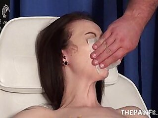 pain  ,  piercing  ,  punishment  ,  pussy  ,  slave   chinese porn