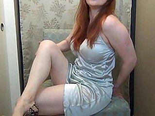masturbation  ,  orgasm  ,  redhead  ,  teasing   chinese porn